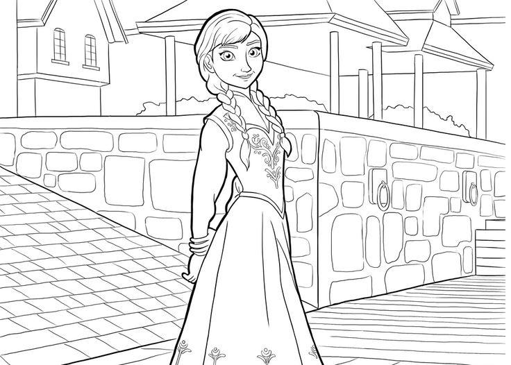 25 einzigartige colorear princesas ideen auf pinterest