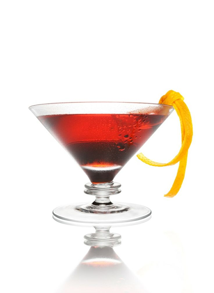 Classic Negroni: Created in 1919 in Florence, per the request of Count ...