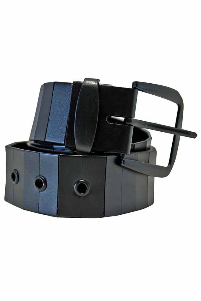 Metal Shining Armor Plate Belt