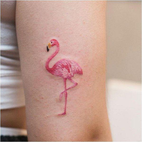 tattoo symbols and what they mean subtle tattoos flamingo tattoo modern tattoos pinterest