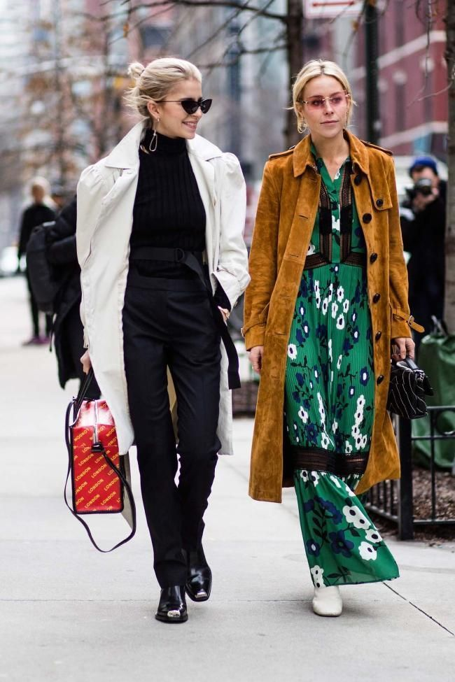 255264a45311 Street style New York fashion week autumn winter  18  19 - Vogue Australia