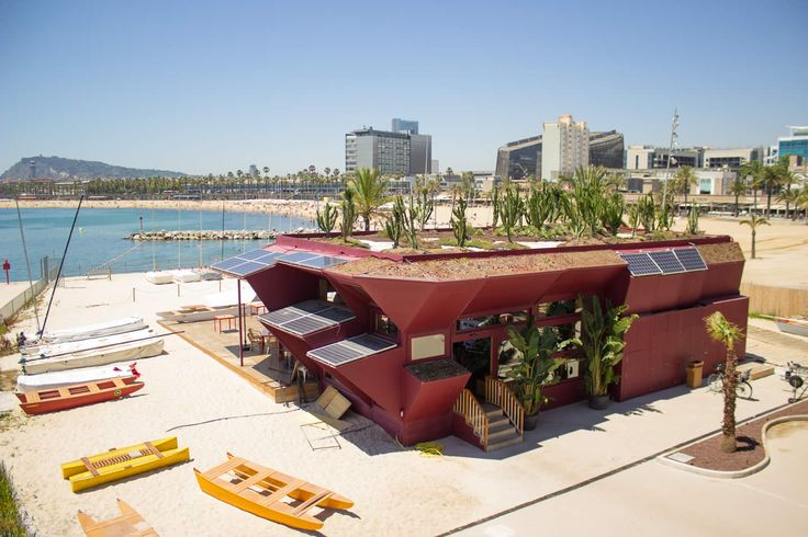 MYBARRIO Chiringuito Vol 5, Barcelona Club Patí Vela / Red Fish Barcelona