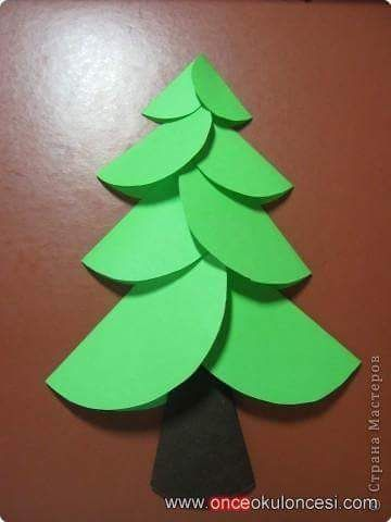 circle paper tree activities