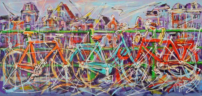 Nu in de #Catawiki veilingen: Mathias - Bikes of Amsterdam