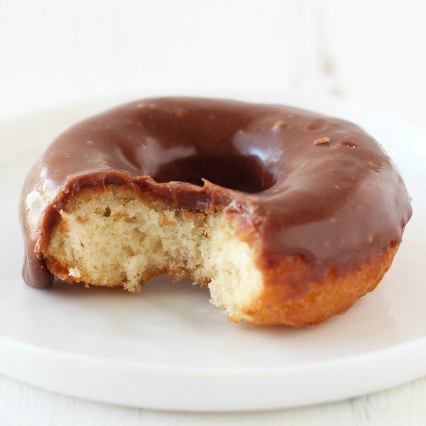 Classic Cake Doughnuts Feature A Beautifully Fried Golden Brown Exterior And Ultra Tender Delicate In Easy Donut Recipe Sour Cream Donut Homemade Donuts Recipe