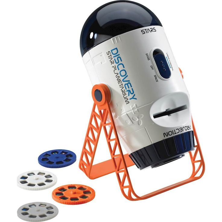 Discovery Kids - Toy Space and Planetarium Projector