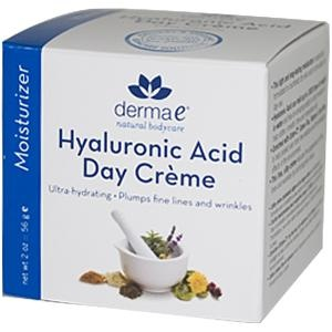 Derma E, Hyaluronic Acid Day Creme, 2 oz (56 g)Hyaluronic Acid, Cleaning Environment