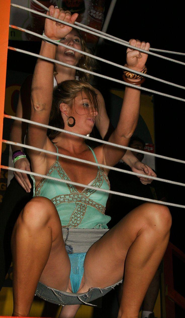 Upskirt At The Club 69