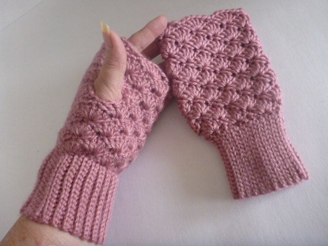 fingerless mittens, gloves, texting mitts, crochet handmade, yellow by CarolsCreations77 on Etsy