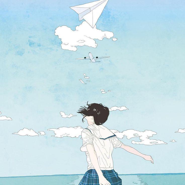 サイダーガール メジャーデビューおめでとう! #サイダーガール #illustration #artwork #drawing