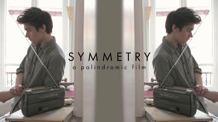 SYMMETRY - A PALINDROMIC FILM on Vimeo