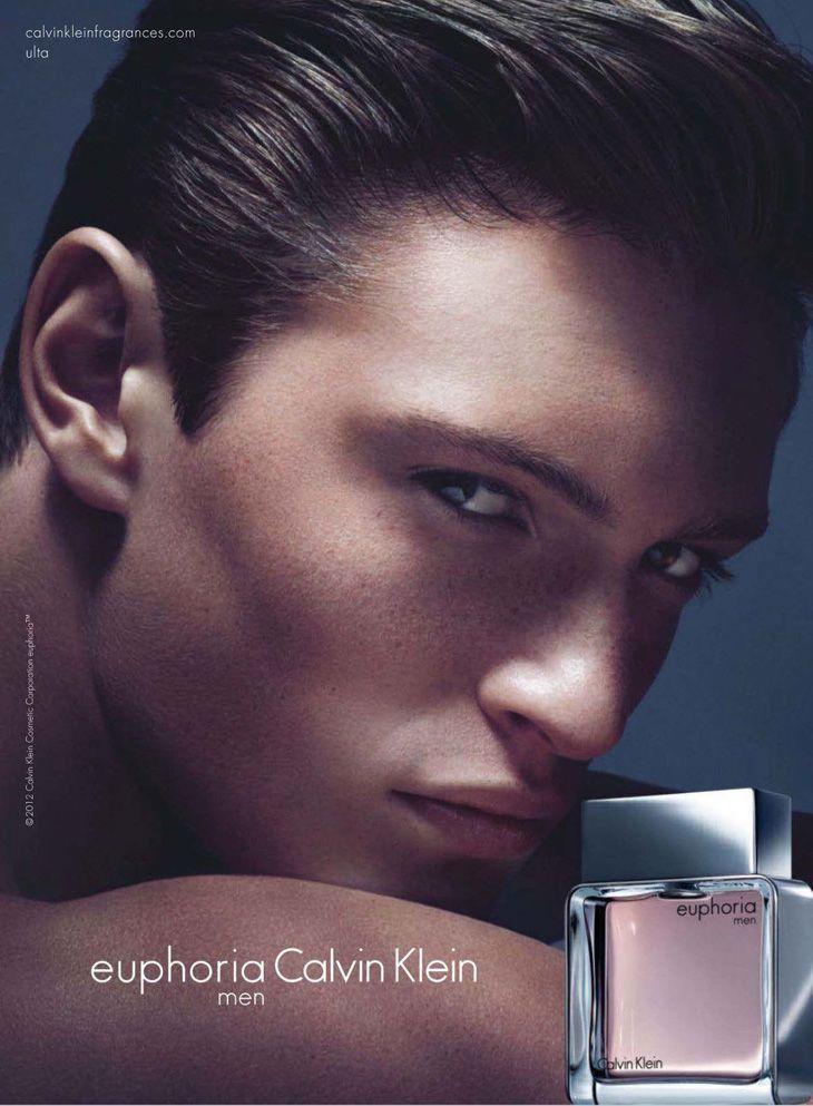 Myles Crosby For Calvin Klein Euphoria Fragrance