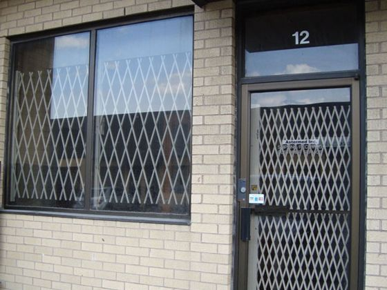 Folding Gate For Office Door And Window Security