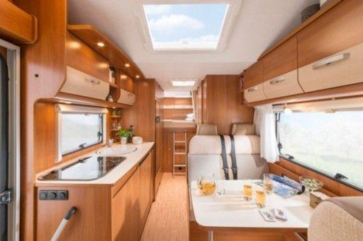tc luxury or similar - motorhome rental in Sweden.