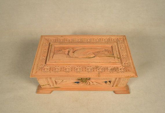 40 Best Wooden Trinket Amp Jewelry Boxes Images On Pinterest