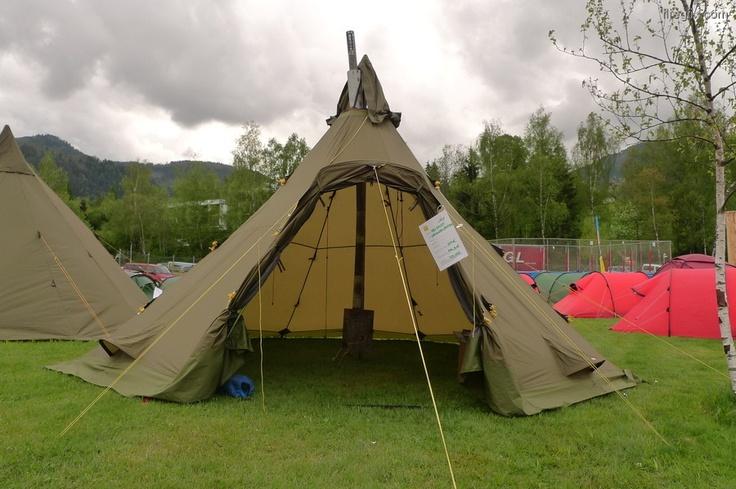 Helsport Varanger Camp 8-10, Außenzelt und Gestänge ... | 736 x 489 jpeg 143kB