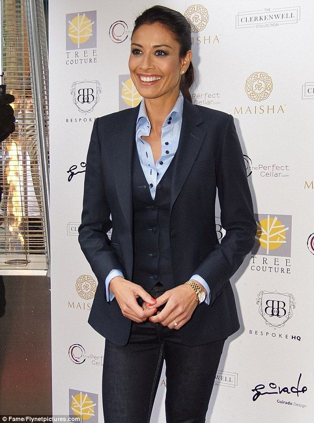 Suits You Miss At First Glance It Looked Like Melanie Was Wearing A Trouser Suit Until You Realised Suits For Women Suit Jackets For Women Women Clothes Sale