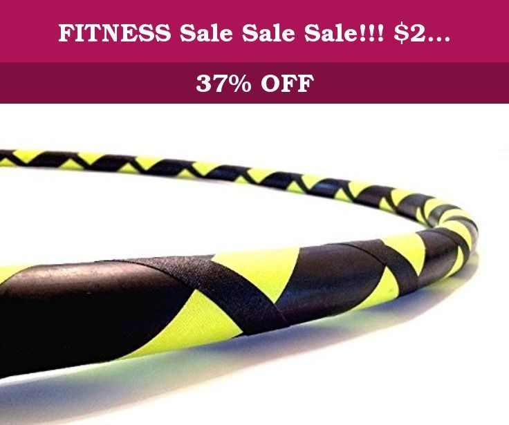 """FITNESS Sale Sale Sale!!! $25.00 40"""" Hula Hoop (Yellow Star). DIRECT FROM THE MANUFACTURER. Featuring the original manufacturer of the """"BREAK AWAY"""" the newest innovation in hula hooping. Paradise Hoops is formally the manufacturer for about 90% of Hoopnotica's handmade hula hoops. We have the BEST QUALITY BEST PRICE. This """"BREAK AWAY"""" hula hoop was created by Janou Lightning former team leader of Hoopnotica. She took her expertise in the hooping industry and made a hoop that is easy to…"""