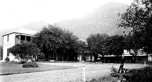 The Royal Hotel, Hout Bay c1910
