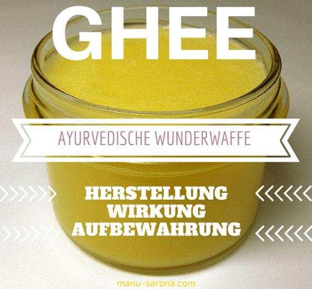Ghee Herstellung, Aufbewahrung, Anwendung der ayurvedischen lactosefreien Wunderwaffe: http://manusarona.de/ghee-ayurvedische-wunderwaffe-herstellung-aufbewahrung-und-wirkungsweise/ #ghee #ayurveda #lactosefrei #glutenfrei #pitta #vata# kapha