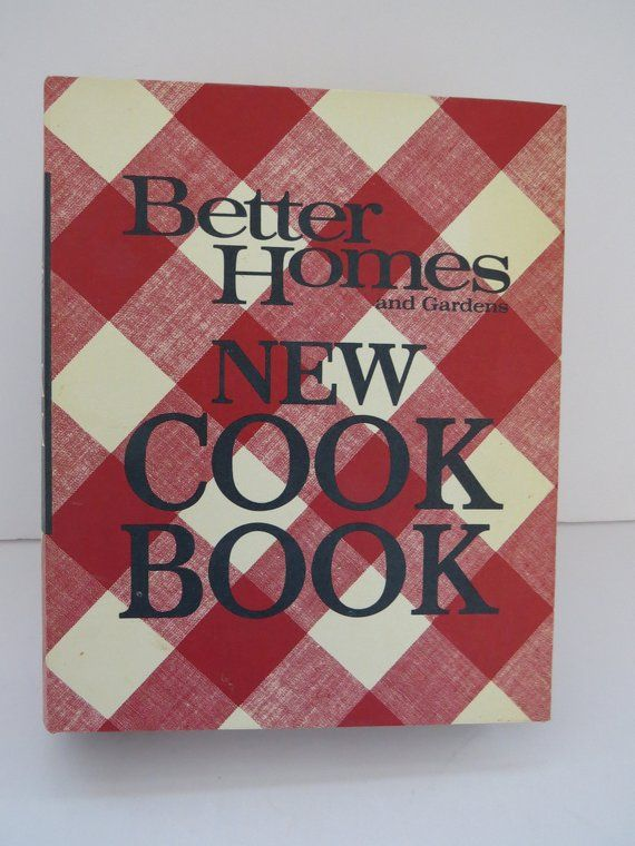7a481bd924a38889b978ae8a90941cce - Better Homes And Gardens First Edition Cookbook