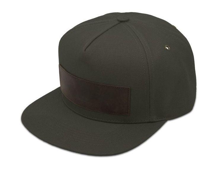 * Papá Originals   Moss Cap *  $$$  Inspiré par le style original de baseball, inventé et porté pour la première fois par l'équipe de baseball Brooklyn Excelsiors dans les années 1860. Le style qui plus tard a conquis les rues de New York, puis les États-Unis: Design moderne et visière plate la cap made in US.
