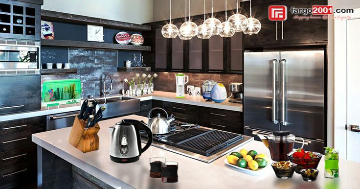 Make your kitchen look pretty with beautiful kitchenwares from Fargo2001.com ! http://fargo2001.com/housewares-315/kitchenwares-105