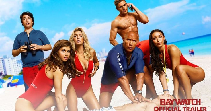 Baywatch Trailer #2 Has Zac Efron & The Rock Going Deep Undercover -- The all-new Baywatch trailer has Dwayne Johnson joining Zac Efron to solve a beach murder, in theaters this summer. -- http://movieweb.com/baywatch-movie-trailer-2/