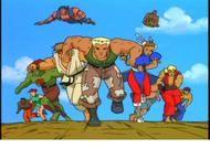 Download anime Street Fighter Alpha
