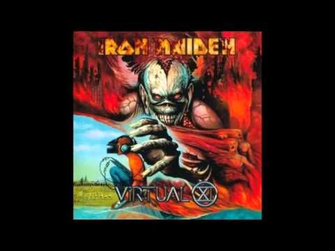 #11 Virtual XI (1998)- Iron Maiden (Full Album)