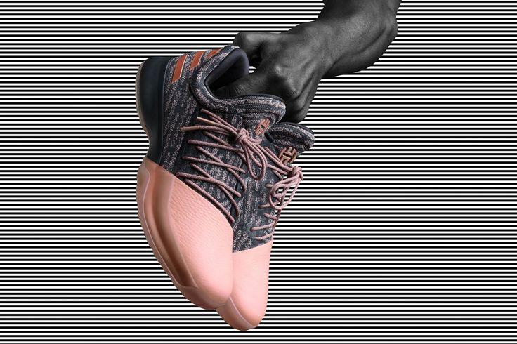 adidas Unveils James Harden's Vol. 1 Signature Shoes