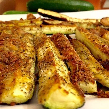 Recettes santé | Nutrisimple | Frites-de-courgettes-(zucchinis)-au-parmesan