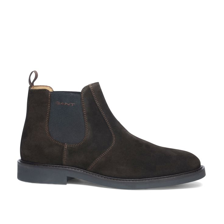 GANT donkerbruine chelsea boots