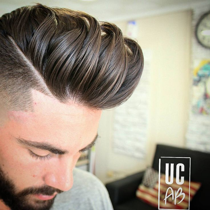 hair style for square m 225 s de 1000 ideas sobre peinados masculinos en 9386