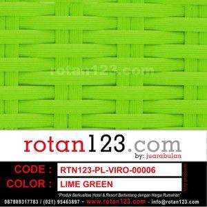 RTN123-PL-VIRO-00006 LIME GREEN