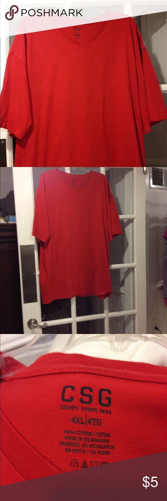 CSG 4XL Tshirt good condition Size 4XL Champs Sports Gear Tshirt good condition Champs Sports Gear Shirts Tees - Short Sleeve