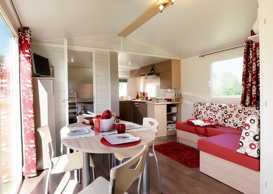 10 best Mobil Home images on Pinterest Camping, Campsite and - camping en vendee avec piscine pas cher