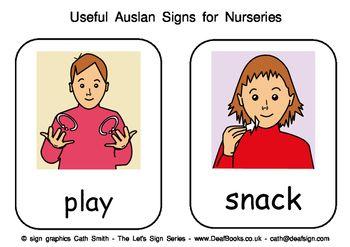 how to speak australian sign language