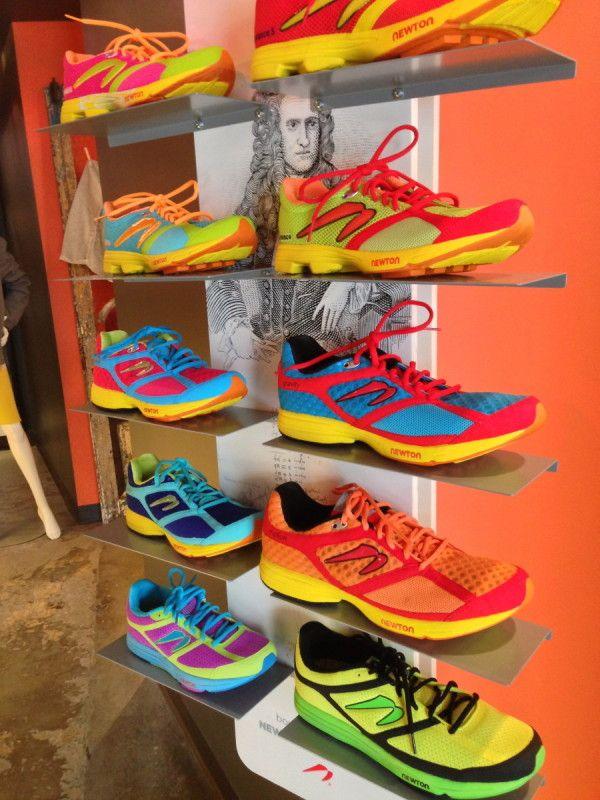 StyleBlueprint Atlanta January 2014 Finds: Newton Running Shoes