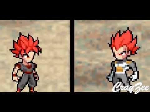 Evil Goku vs. Vegeta - YouTube