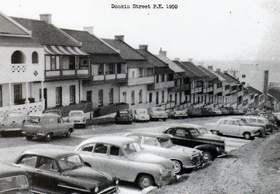 Donkin Row. Port Elizabeth, South Africa