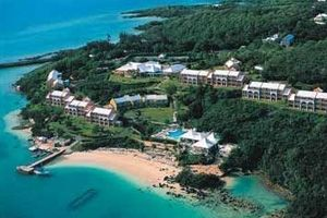 Grotto Bay Beach Resort, Hamilton Bermuda - Great Trip with my daughter, niece and sis-in-law!  HAVE TO GO BACK!