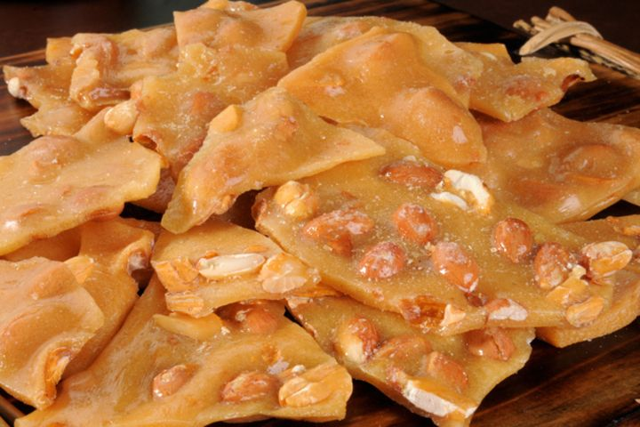 Healthy Peanut Brittle | The Dr. Oz Show | Follow this Dr. Oz Recipe board Now and Make it later! --Try a healthy version of this tasty treat!
