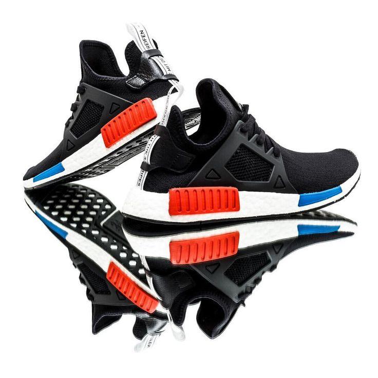Cheap Adidas NMD R1 Glitch Core Black Camo NMD Duck Camo