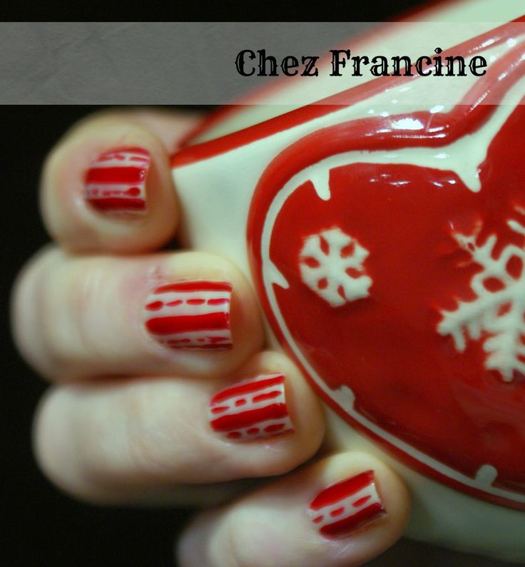 Chez Francine: First Post - Warming Winter