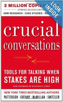 crucial conversations by kerry patterson pdf