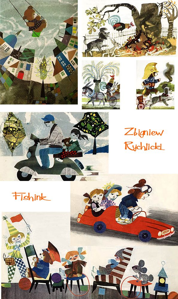 Fishinkblog 8474 Zbigniew Rychlicki 18 Check out my blog ramblings and arty chat here www.fishinkblog.w... and my stationery here www.fishink.co.uk , illustration here www.fishink.etsy.com and here carbonmade.com/.... Happy Pinning ! :)