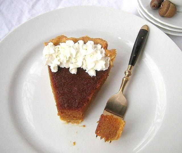 Caramel Pumpkin Pie   Desserts   Pinterest