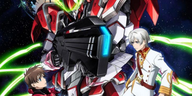 Valvrave the Liberator: nuovo trailer #anime