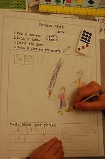 Domino Math Stories